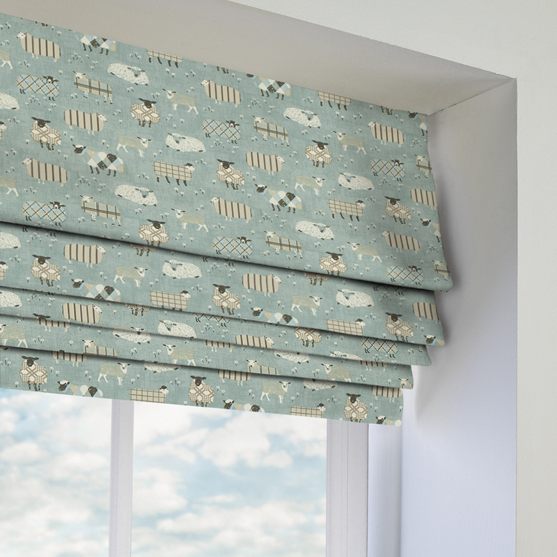 roman blind fitting instructions