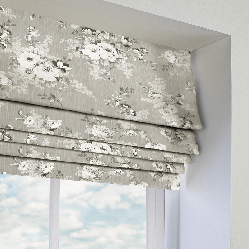 Roman Blinds Made to Measure, Custom Fit Roman Blinds ...