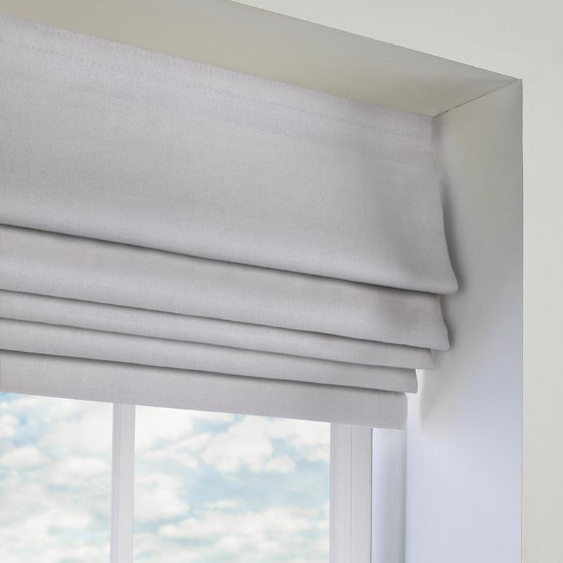 panama silver roman blind direct blinds