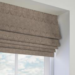 Roman Blinds Athena Copper
