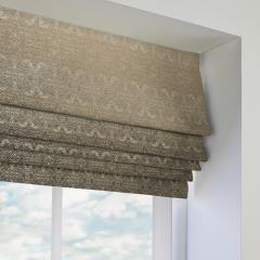 Roman Blinds Athena Gilt