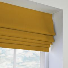 Roman Blinds Fagel Mustard