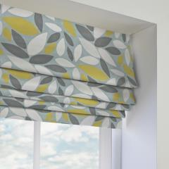 Roman Blinds Pimlico Duck Egg