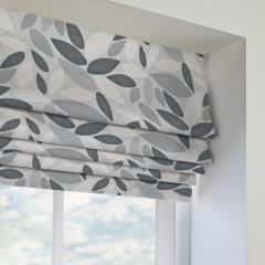 Roman Blinds Pimlico Pebble