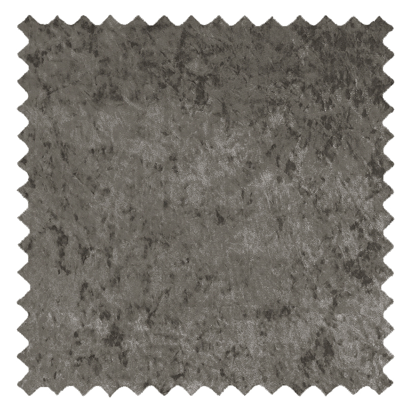 Crushed Velvet Pewter swatch