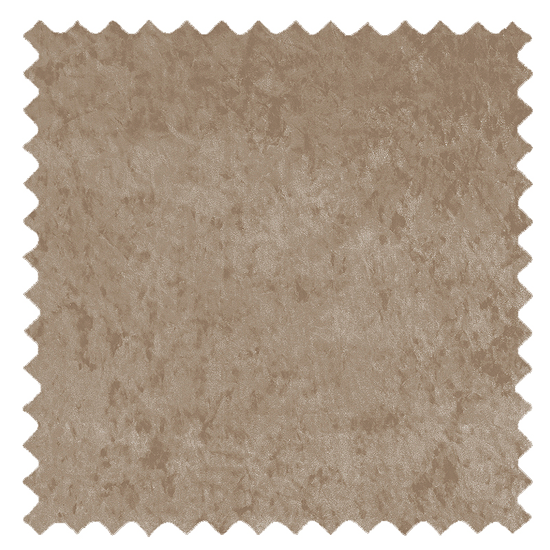 Crushed Velvet Ivory swatch