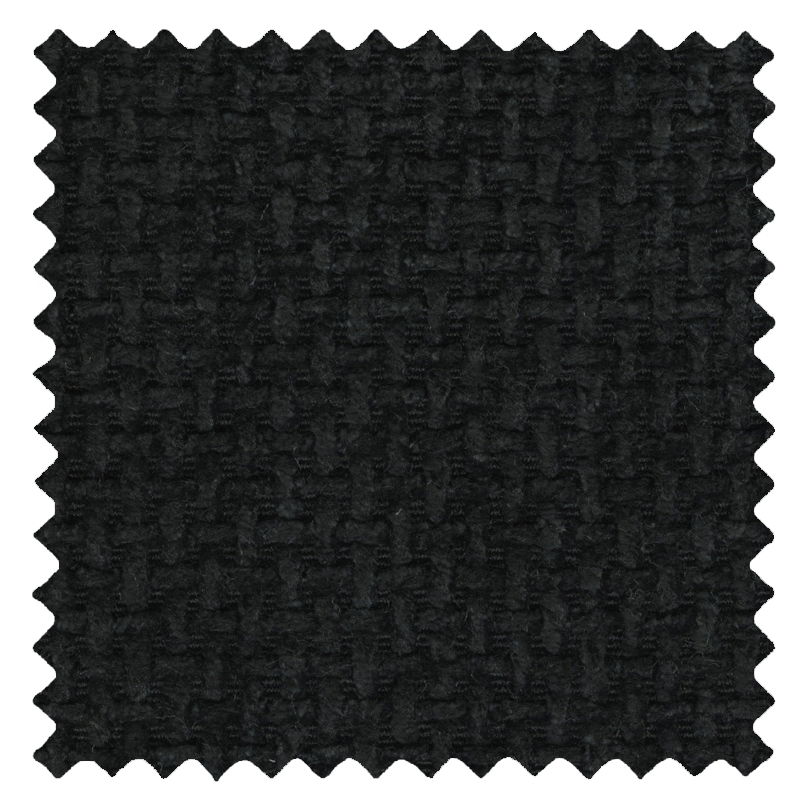 Basket Weave Black swatch