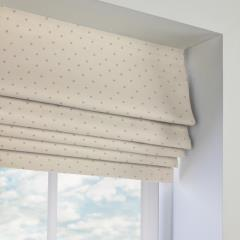 Roman Blinds Milky Way Ivory