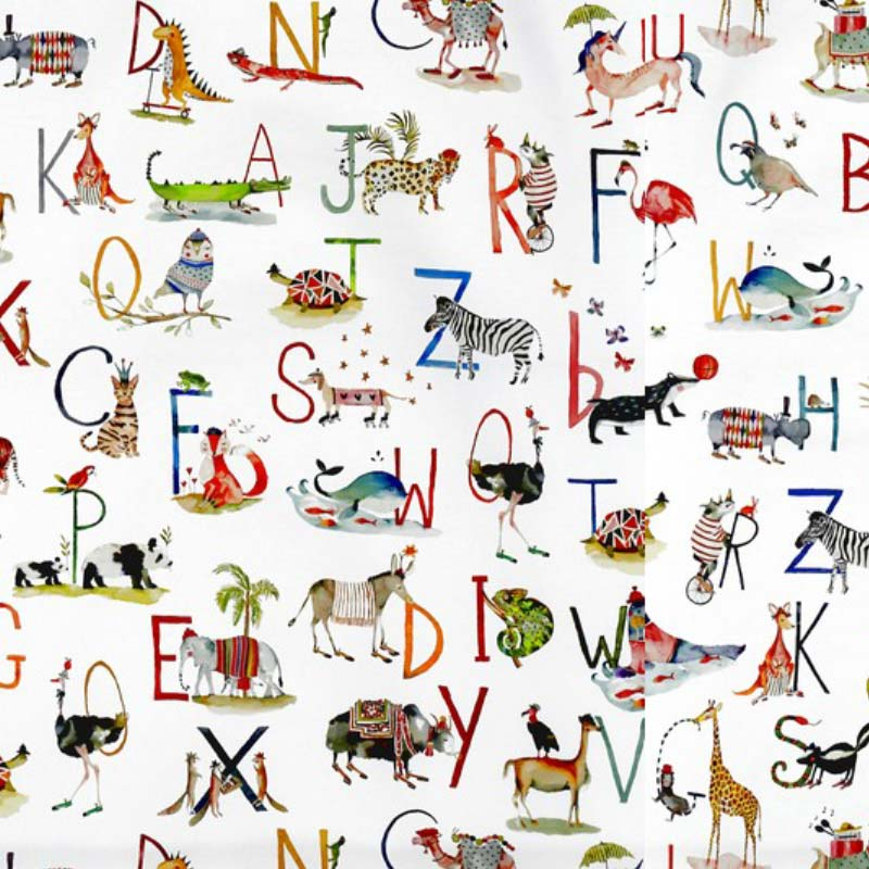 Animal Alphabet Paintbox