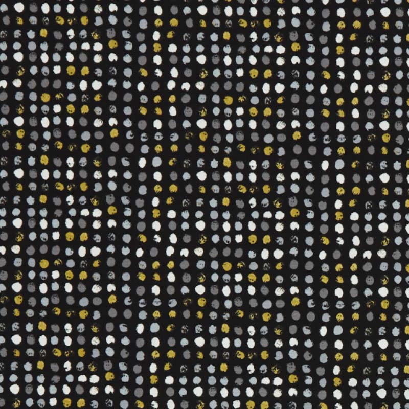 Dot Dot Noir swatch