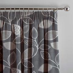 Curtains Chiswick Onyx