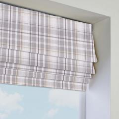 Roman Blinds Galloway Oatmeal