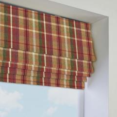Roman Blinds Galloway Rustic