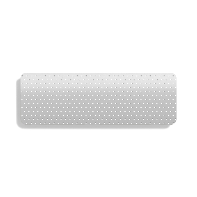 Perforated 25mm Filtra White DC002