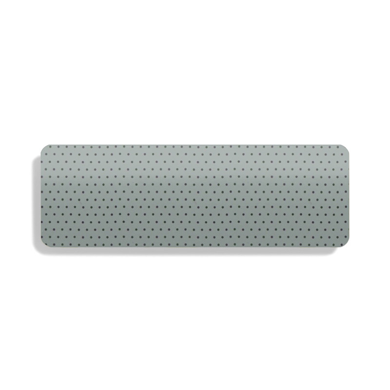 Perforated 25mm Filtra Grey DC005