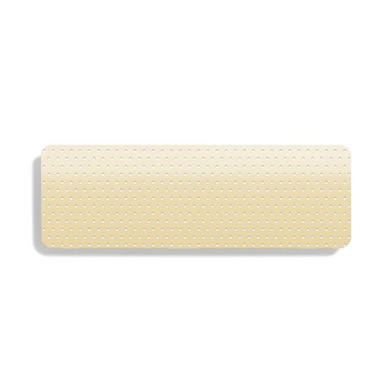 Perforated 25mm Filtra Cream DC081