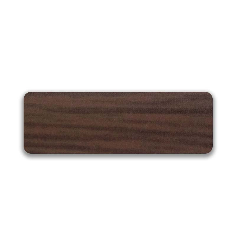 Wood Grain Effect 25mm Walnut DC9411