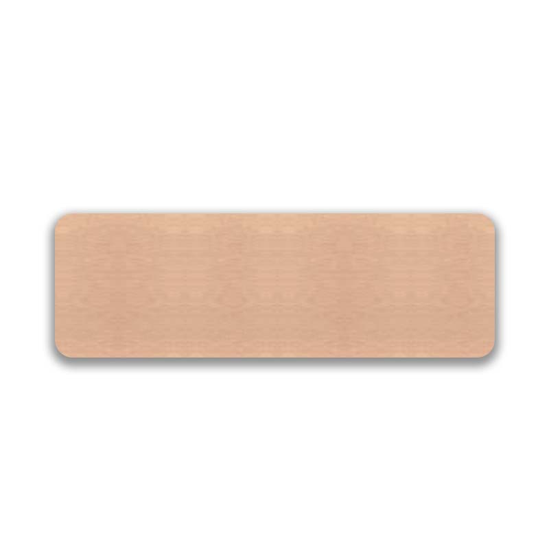 Metallic 25mm Rose Gold T7345 swatch