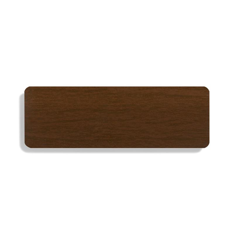 Wood Grain Effect 50mm Walnut TR9949