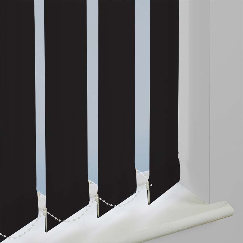 slats blackout design product blinds slat rigid a louvers vanes black customer buy vertical replacement on track blind