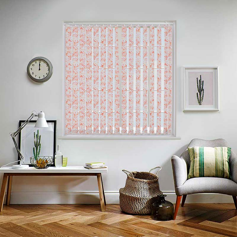 Tropicana Singapore Sling 89mm Vertical Blind Slats