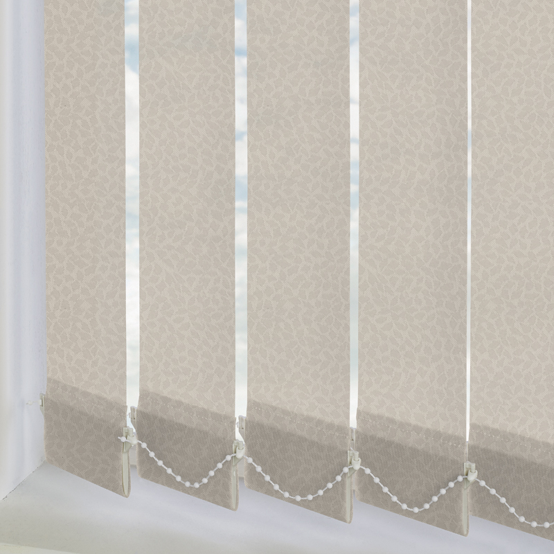Alessi Stone 89mm Vertical Blind Slats