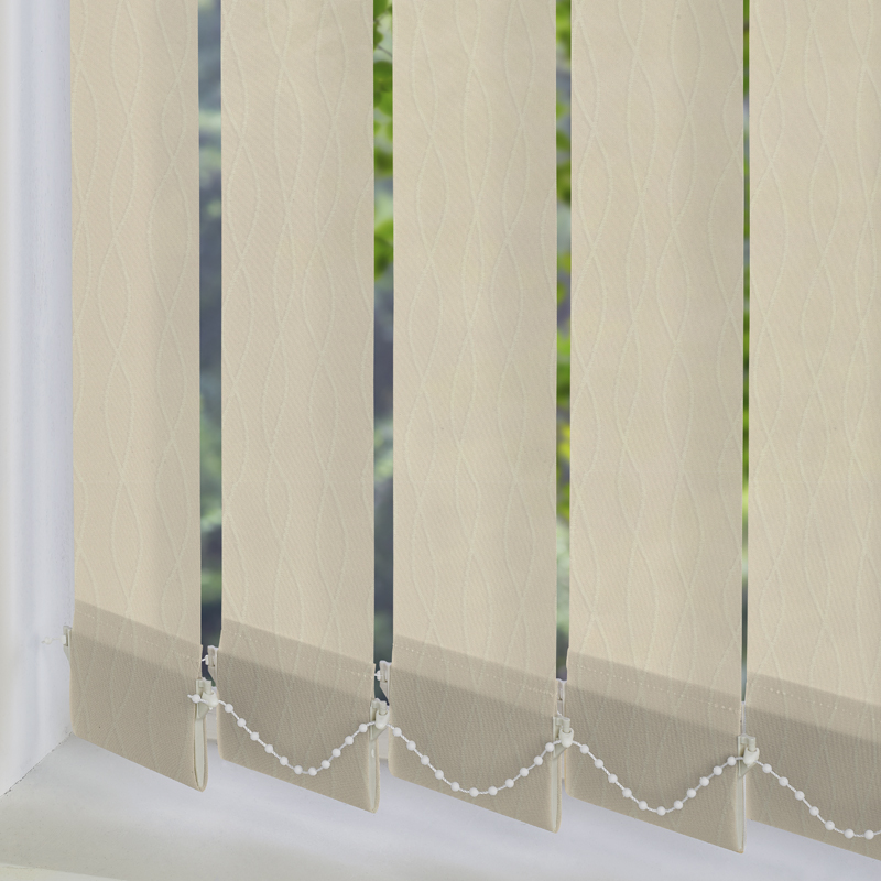 Aria Stone 89mm Vertical Blind Slats