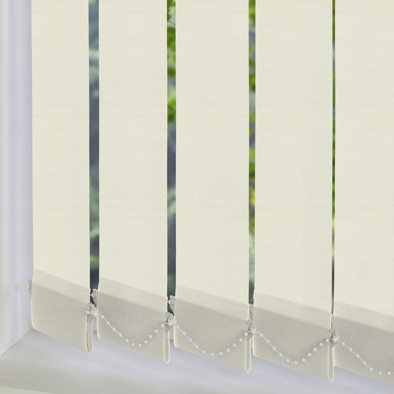 Atlantex Solar Stone 89mm Vertical Blind Slats