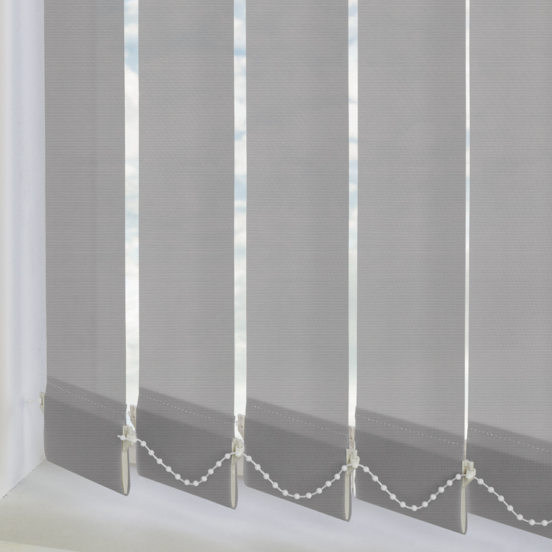 Basix Steel 89mm Vertical Blind Slats