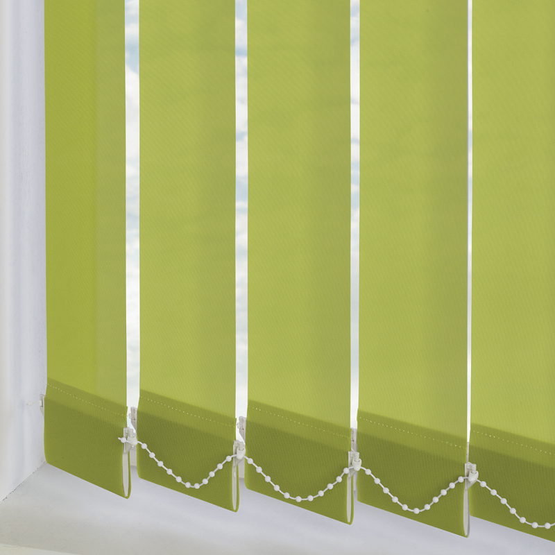 Bermuda Plain Lime swatch
