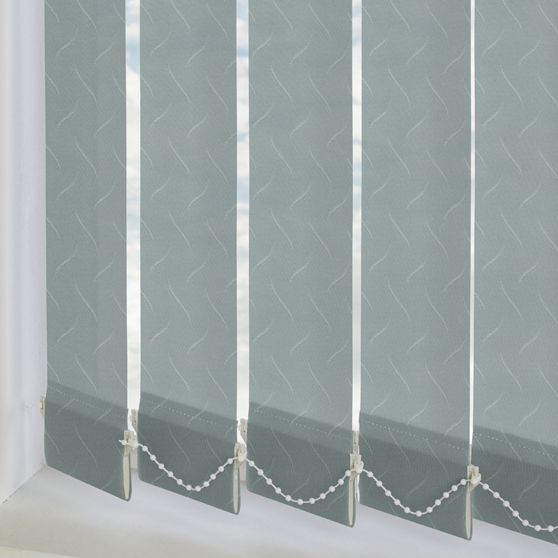 Calla Duck Egg 89mm Vertical Blind Slats