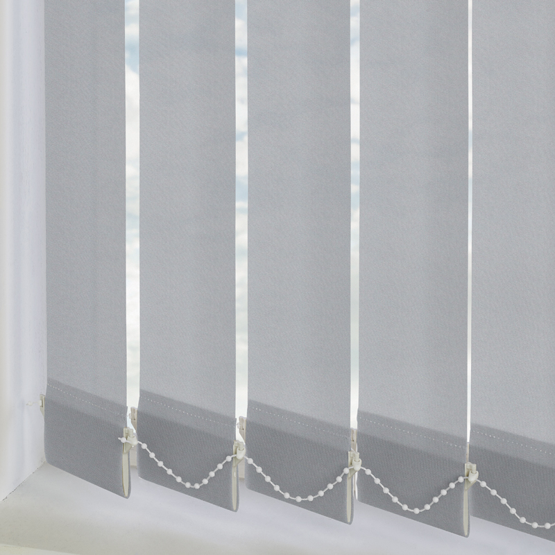 Dapple Solar Slate 89mm Vertical Blind Slats