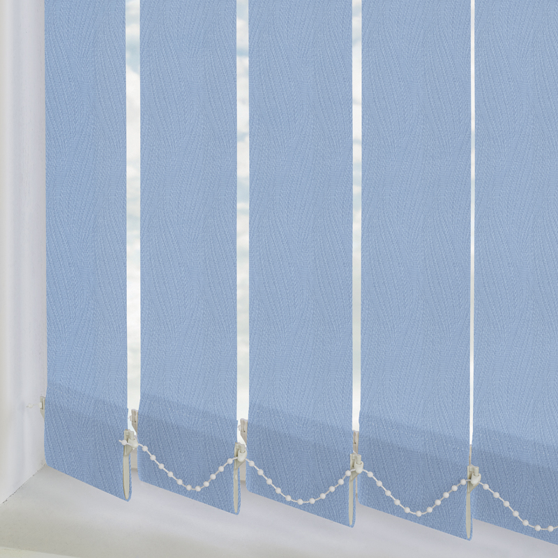 Lana Mineral 89mm Vertical Blind Slats
