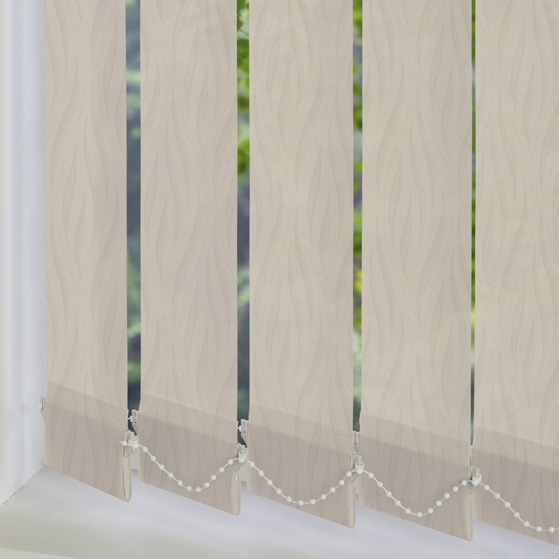 Legacy Stone 89mm Vertical Blind Slats