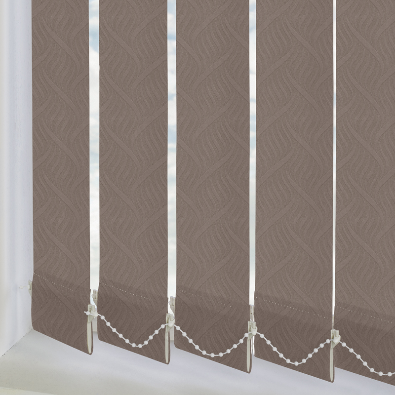 Medina Pebble 89mm Vertical Blind Slats