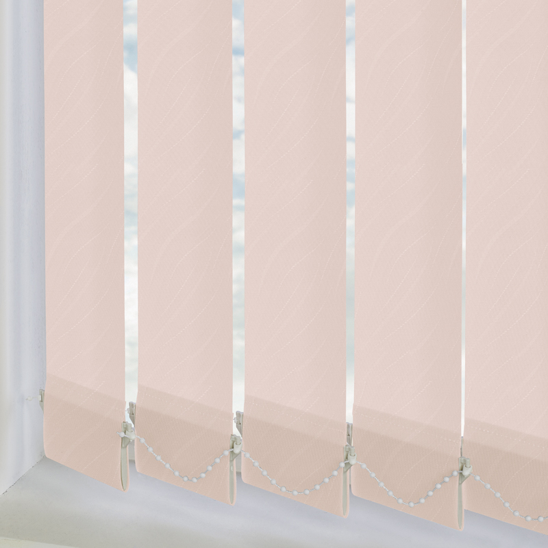 Nico Petal 89mm Vertical Blind Slats
