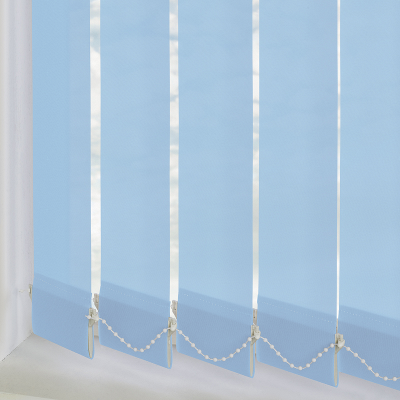 Palette Sky 89mm Vertical Blind Slats