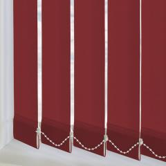 Vertical Blinds Unilux PVC Blackout Lava