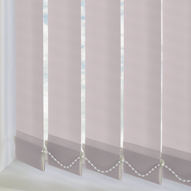 Unilux PVC Blackout Vertical Lilac