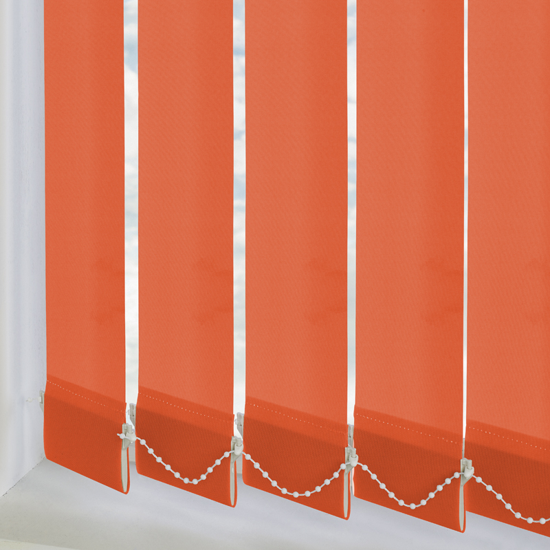 Vitra Blackout Action 89mm Vertical Blind Slats