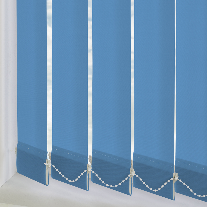Vitra Blackout Marina 89mm Vertical Blind Slats