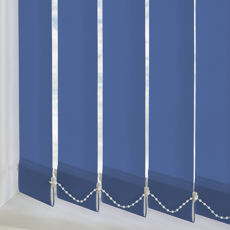 Vitra Blackout Royale 89mm Vertical Blind Slats