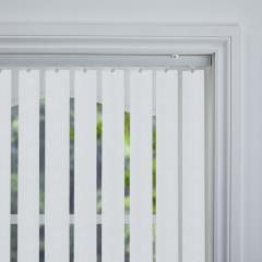 Rigid PVC Vertical Blinds Serino Blackout Selene Rigid PVC
