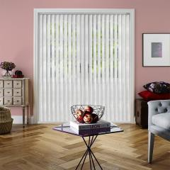 Perlato Blackout White Rigid PVC