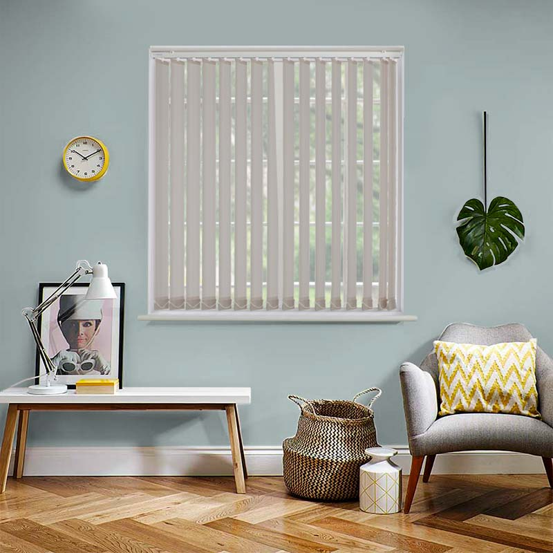 Palette Reflex Iron 127mm Vertical Blind Slats