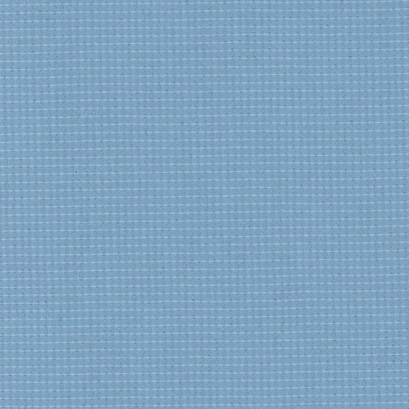 Atlantex Blue 89mm Vertical Blind Slats swatch
