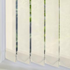 Replacement Vertical Blind Slats Alessi Ivory