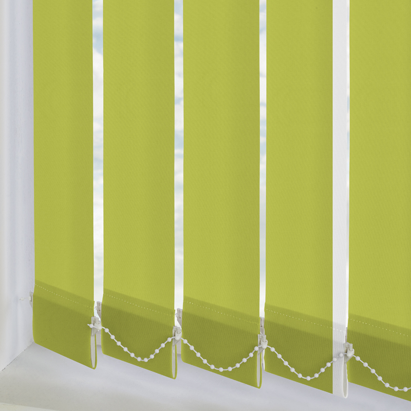 Vitra Blackout Envy 89mm Vertical Blind Slats