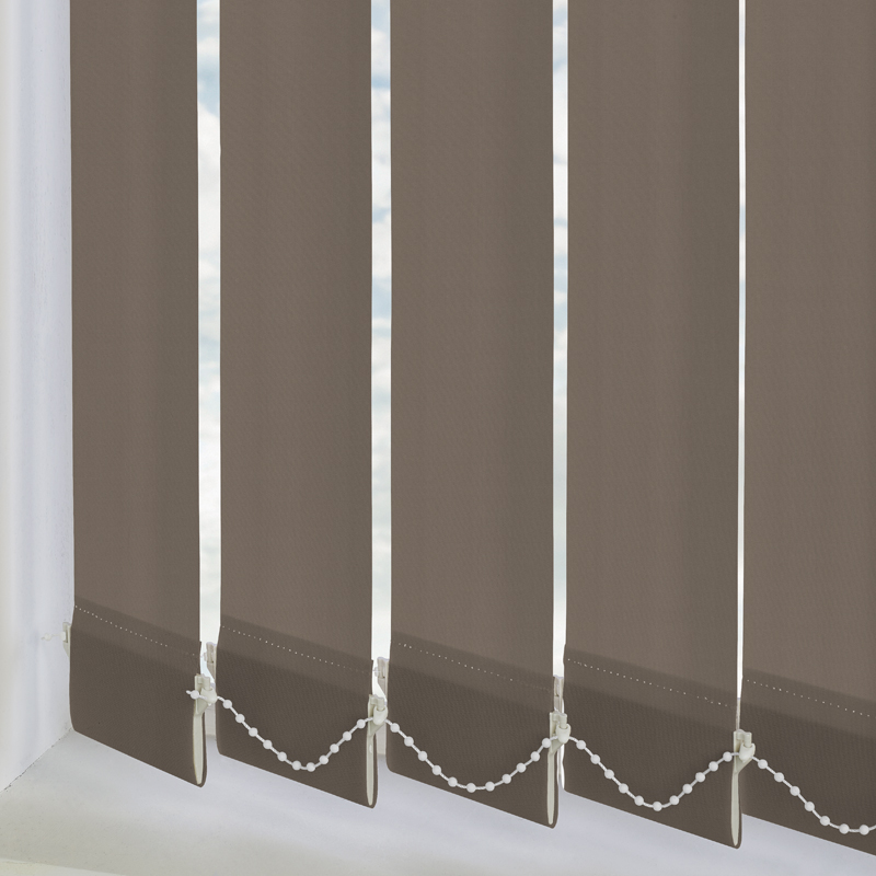 Vitra Blackout Zorro 89mm Vertical Blind Slats