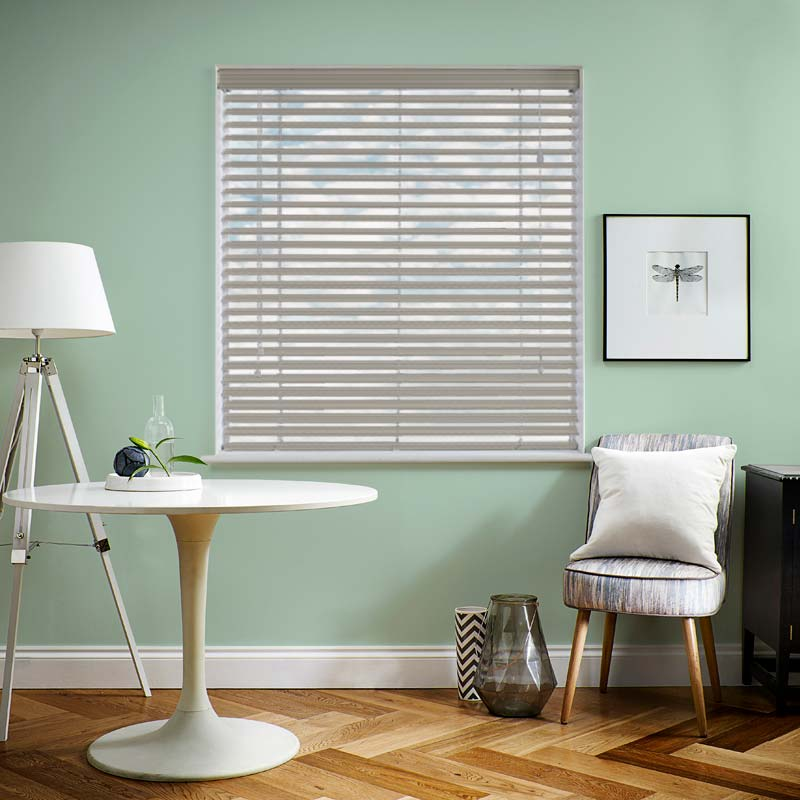 Amazon 50mm Acacia Real Wood Direct Blinds